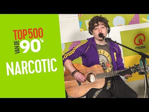 'Narcotic' (90's cover) door Janieck en Stephan // Qmusic
