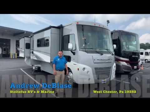 2019 Winnebago Adventurer 33c For Sale Near Delaware Youtube