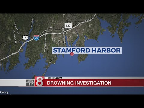 Police investigating drowning of man in Stamford Harbor