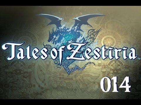 Tales of Zestiria ★ Die Flucht aus dem Schloss #014