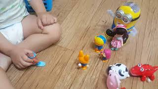 Baixar 『아빠와 장난감 놀이』ノ뽀로로 장난감으로 준서랑 놀아주기^^ノVerTube