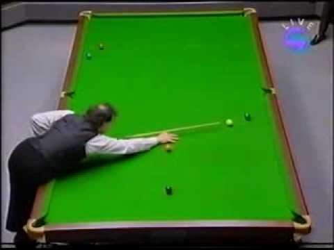 Jimmy White is going Crazy against O'sullivan @ Hamburg 1993 ! :D
