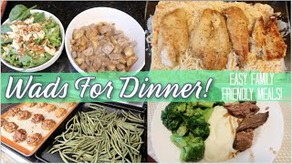 Welcome To My Crazy Kitchen. What's For Dinner! Easy, Quick, Family Friendly Meal Ideas!Cook With Me