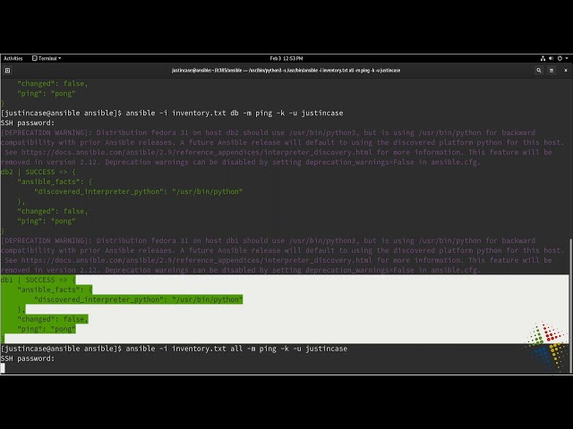 Introduction to automation with Ansible