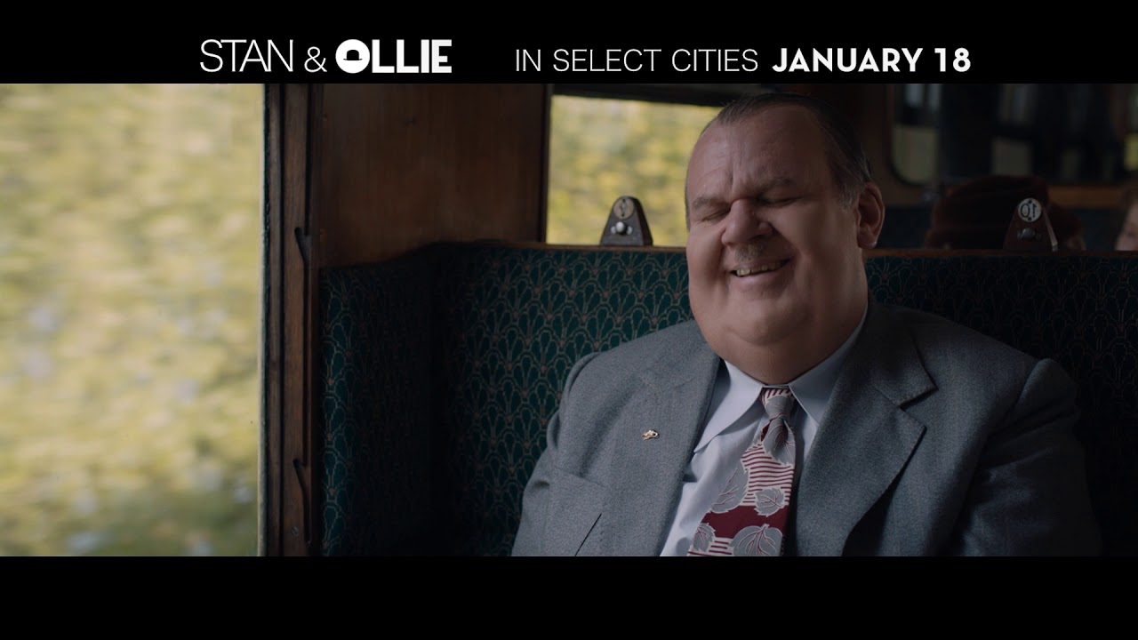 Stan & Ollie - So Fun - In Theatres January!