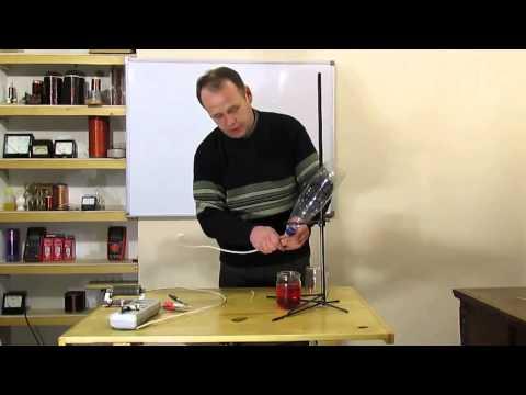 Электролизная водородная HHO горелка