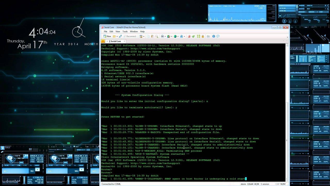 Cisco AS2511-RJ Access Server-Router / Board iD: