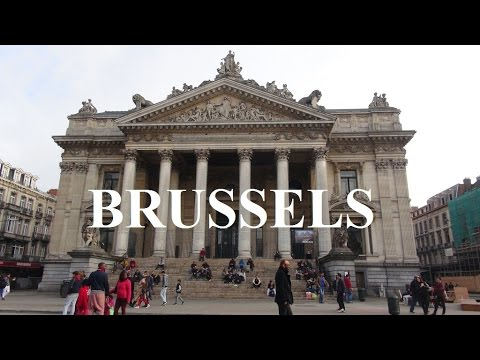 Belgium/Brussels (Boulevard Anspach) Part 6