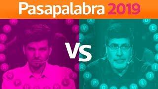 Pasapalabra | Felipe Kong vs Iván Fuenzalida