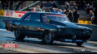 """LEAF SPRING WORLD RECORD in the """"TOOTH JERKER"""" 1969 Dodge Dart!!"""