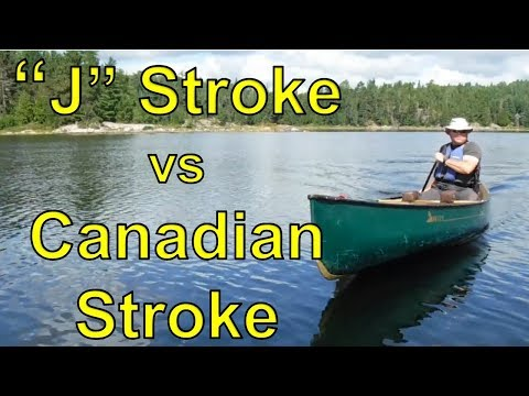 How To Paddle A Canoe: