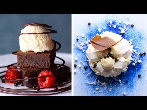 10 Chocolate Decoration Ideas to Impress Your Dinner Guests | Chocolate Dessert Hacks by So Yummy