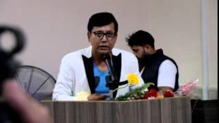 Dinesh DC Speech about Film Kafal Pakyo on press meet