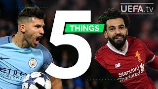 SALAH, DE BRUYNE, AGÜERO: 5 Things You May Not Know About Man City v Liverpool