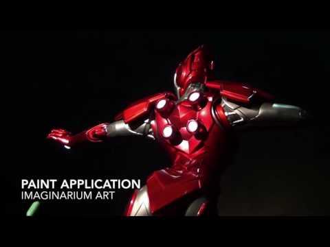 Pepper Potts Rescue Suit Armor thumbnail