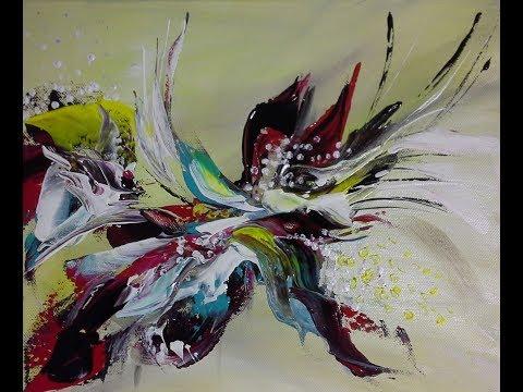 4-schritte-abstraktes-bild-für-anfänger-4-steps-abstract-painting-for-beginners-/-v106
