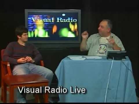 Hirsh Gardner telephone interview; Visual Radio with Joe Viglione  12/8/11