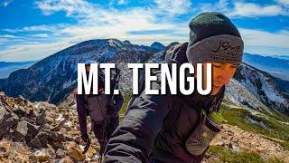 Hiking 7000 ft. Up to JAPAN's Highest Hot Spring (日本語字幕)