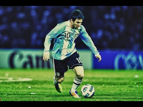 Lionel Messi   The King of Dribbling   HD