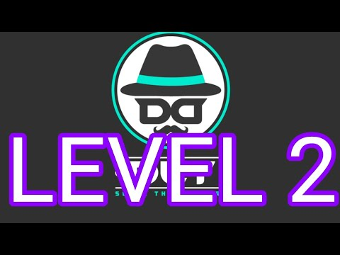 DET Solve The Mystery Level 2 Answers Walkthrough