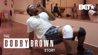 "Woody McClain Finds His ""Inner Freak"" To Dance Like Bobby Brown 