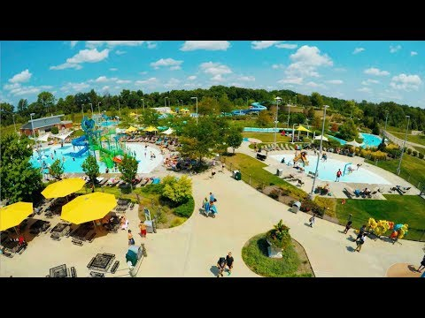 The Waterpark At The Monon Community Center In Carmel, Indiana