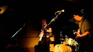Crossroads - Dudley Taft live @ bluesclub The Lane Oostburg 25-01-2012