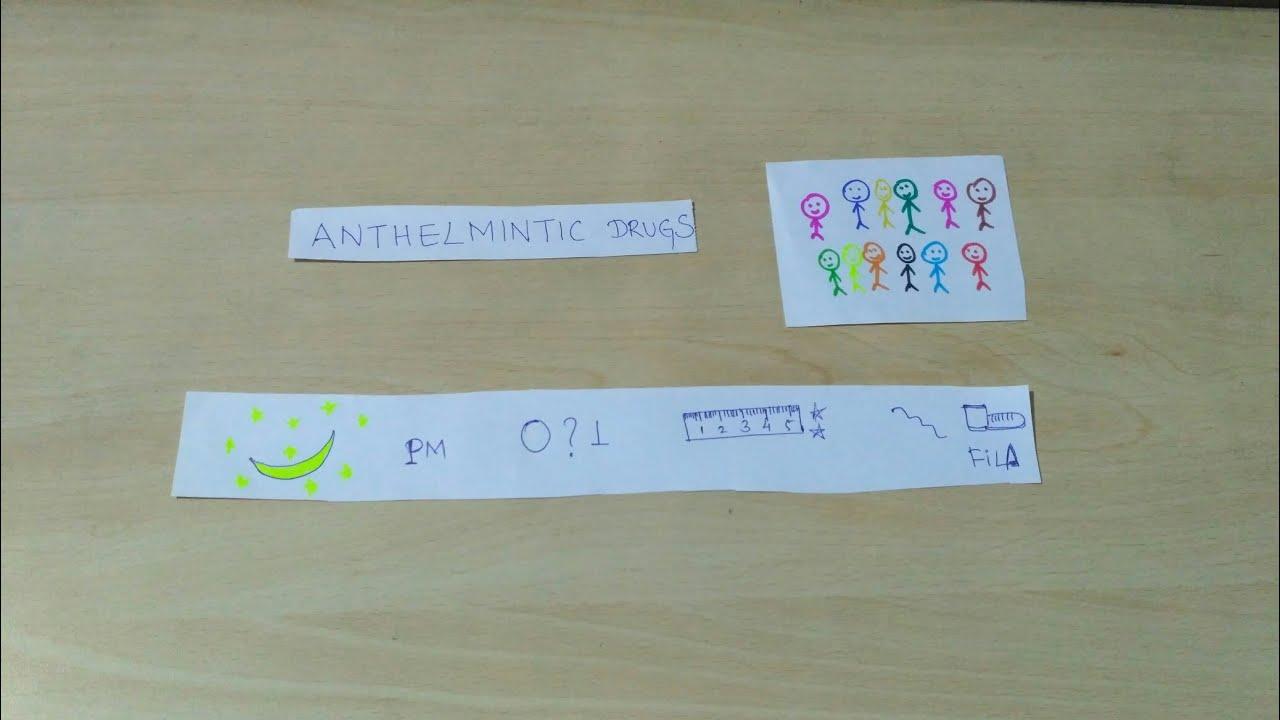 immunitást stimuláló antihelminthic gyógyszer