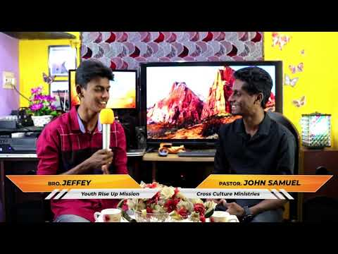 😍Ennai Thottar😍- Interview🎤with Ps.John Samuel (Cross Culture Ministries) --- Episode 01