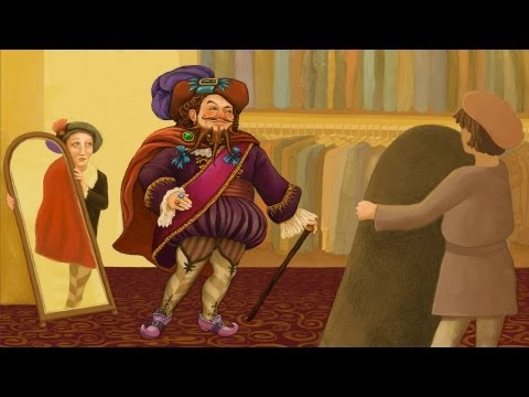 The Emperor's New Clothes – Hans Christian Andersen Fairy Ta