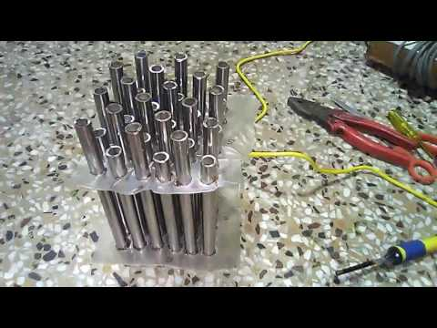 38 Rod Stainless Steel 304 GRADE MASSIVE HHO PRODUCTION JCSSUPER HONDA CIVIC 1.8 INSTALLATION 17KMPL