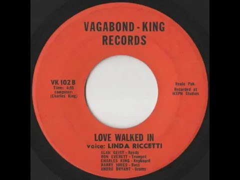 Ron Everett ft Linda Riccetti - Love Walked In