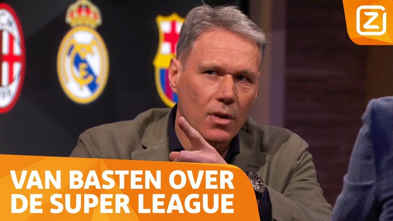 Van Basten: 'De Engelse clubs hebben dit toch niet nodig?!'   Rondo 18/04/2021