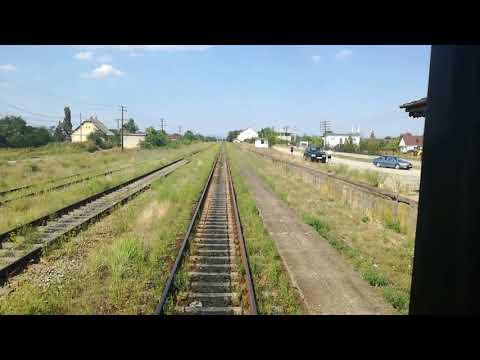 CĂLĂTORIE cu trenul ESTIVAL IR - 1944 - Satu Mare ~ Braşov ~ Mangalia 19.08.2017