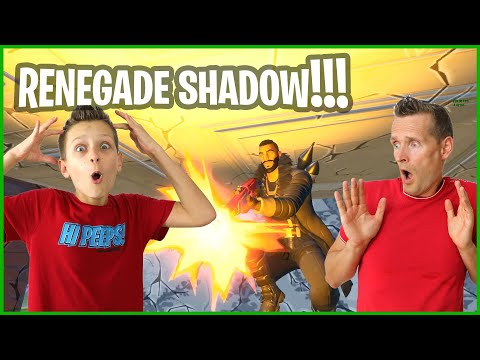 RENEGADE SHADOW TRYOUT WITH FREDDY!