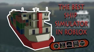 Best Ship Simulator in Roblox - DSS 3
