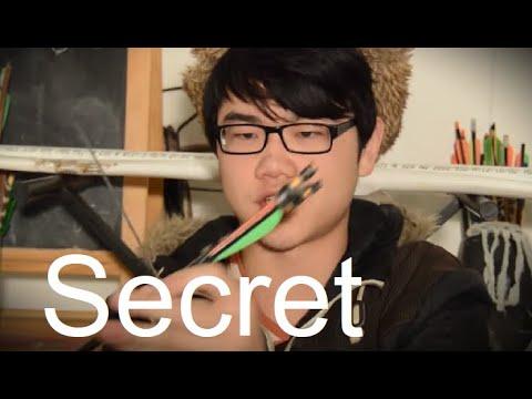 How Lars Andersen Speed Shoots Arrows - New Stunt Archery - YouTube