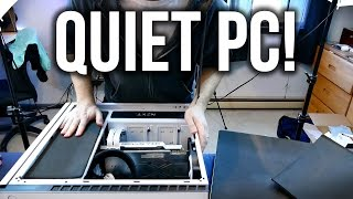 How To Make Your PC Quiet for Cheap!
