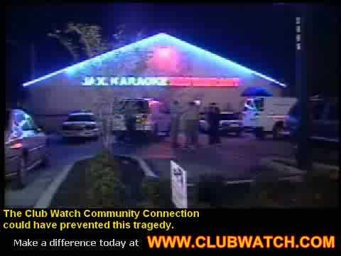 Man Stabbed at Los Amigos Karaoke Bar--no friends there