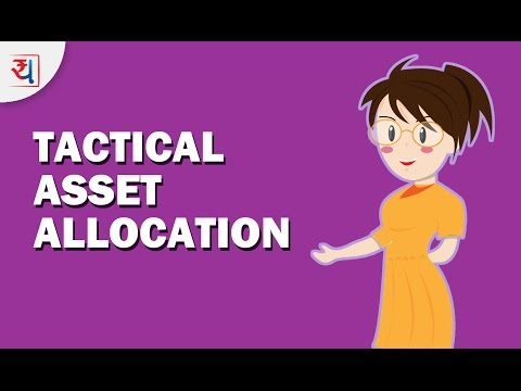 What is Tactical Asset Allocation? Type of Asset Allocation - Part 2 | Asset Allocation Explained