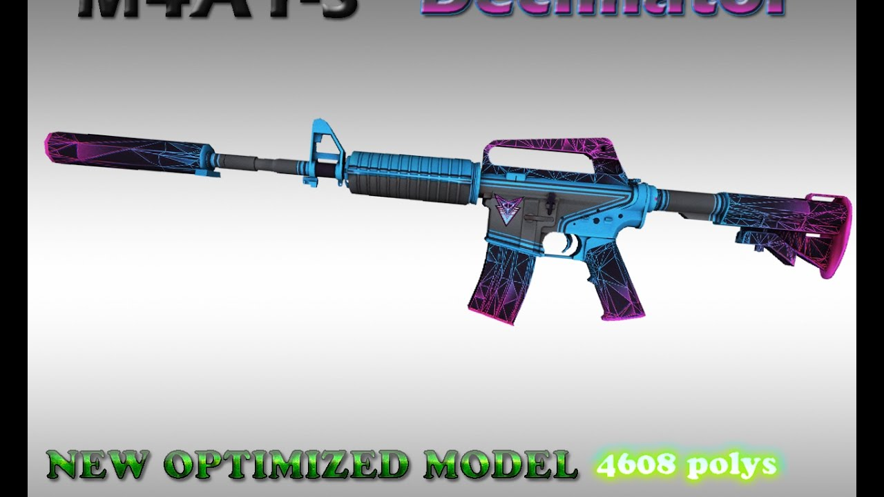 M4a1 s decimator team envyus cs go