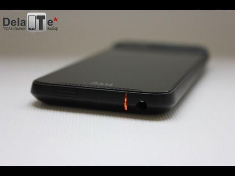 Обзор HTC One V