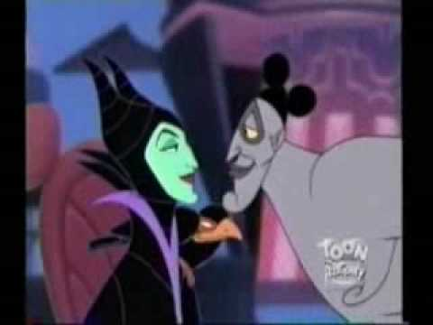 Maleficent in House of Mouse