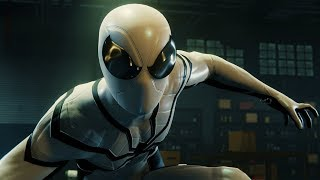 Spider-Man Noir vs Tombstone (Future Foundation Suit Gameplay) - Marvel's Spider-Man