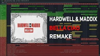 Bella ciao tune making on fl studio 100accurateVERY EASY