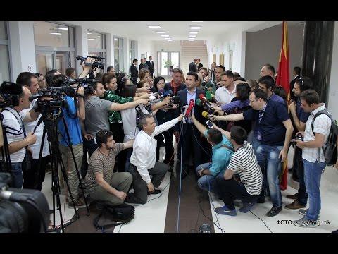 Заев: Нашиот став е јасен, преодна Влада може да ги норм...