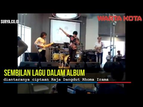 Gigi Luncurkan Album Religi, Ciptaan Rhoma Irama Salah Satunya