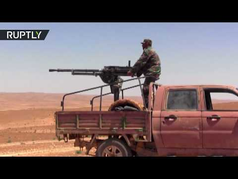 Syrian army 'opens way': Roads between Palmyra & Damascus liberated from ISIS