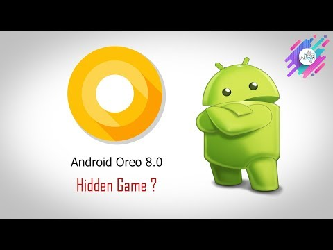 Android Oreo Hidden Game?