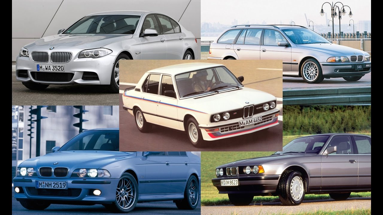 top 5 bmw 5 series models of all time youtube. Black Bedroom Furniture Sets. Home Design Ideas